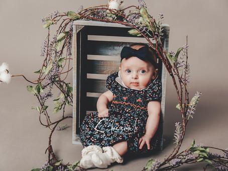Meet Wrinley Marie & the Harrison Family | 2021