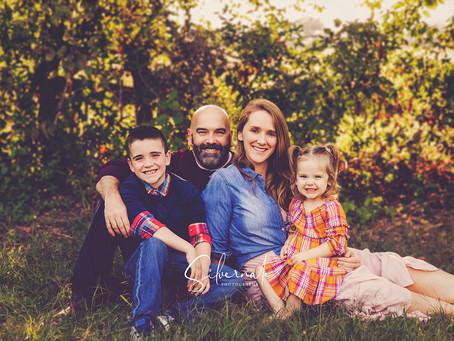Gordon Family of Southern Illinois | Fall 2020