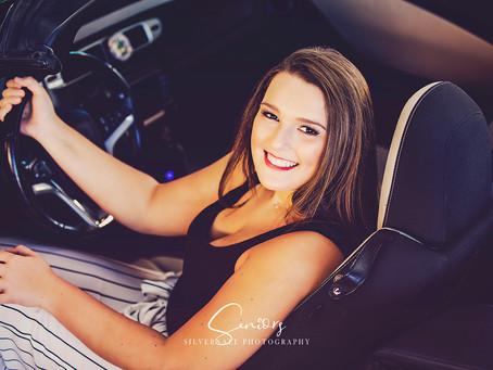 Mallory Evans | 2021 Ultimate Senior Model