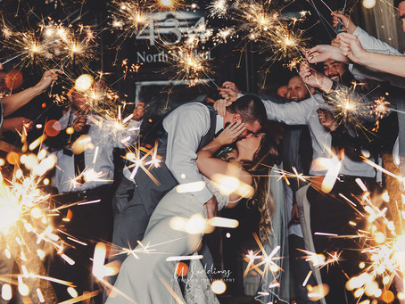 Ringing in the New Year with Mr. & Mrs. Graef | December 31, 2020