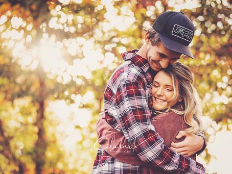Dacota + Emma Couples Session | Fall 2020