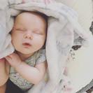 My sleeping angel. #babygirl #love #than