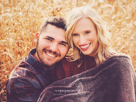 Future Mr & Mrs Falstrom | Engagement 2020
