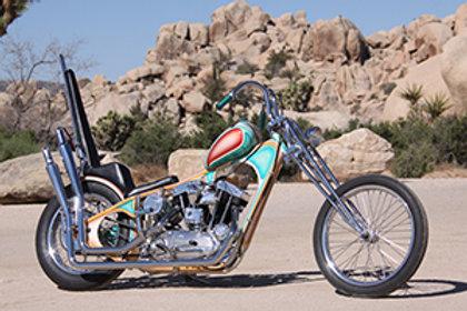 Custom Build Motorcycles