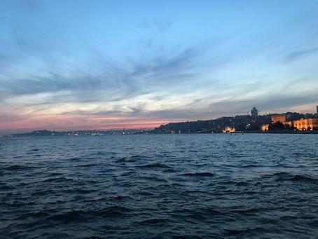 İstanbul'a Yeniden Aşık Olmak