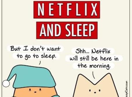 Netflix Mi Uyku Mu?