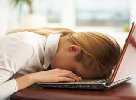 Niye Yorgun Hissediyorum?