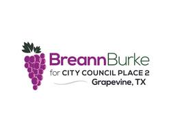 Breann Burke for city Council Final Logo
