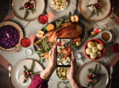 Comer com os olhos: por que fotos atraem clientes?