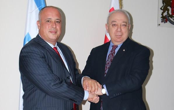 "Cabinet ""Sokhumi-Jerusalem"" will be opened in The University of Sokhumi"
