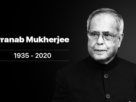 Lesser known facts about our former President Pranab Mukherjee