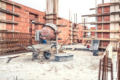 Concreto Armado e Estrutura de aço
