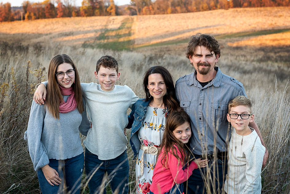 Family Portraiture by When Light Wanders
