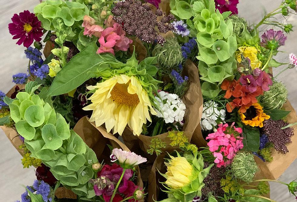 Market Bouquets 8-4-20