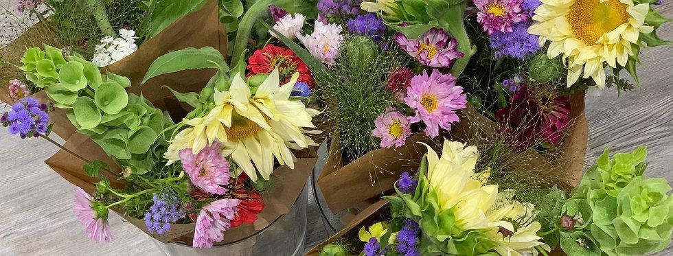 Market Bouquets 8-10-20