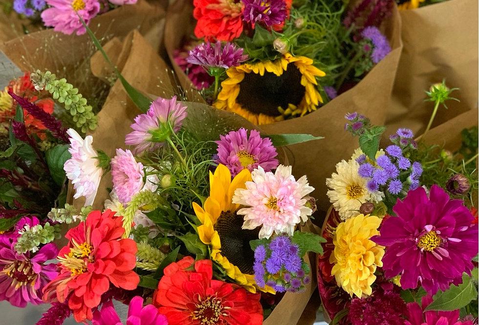 Market Bouquets Week of 8-31-20
