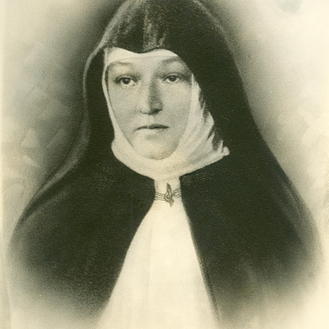Mother Magdalene: one of the foundresses of the Order of Poor Clares in the United States