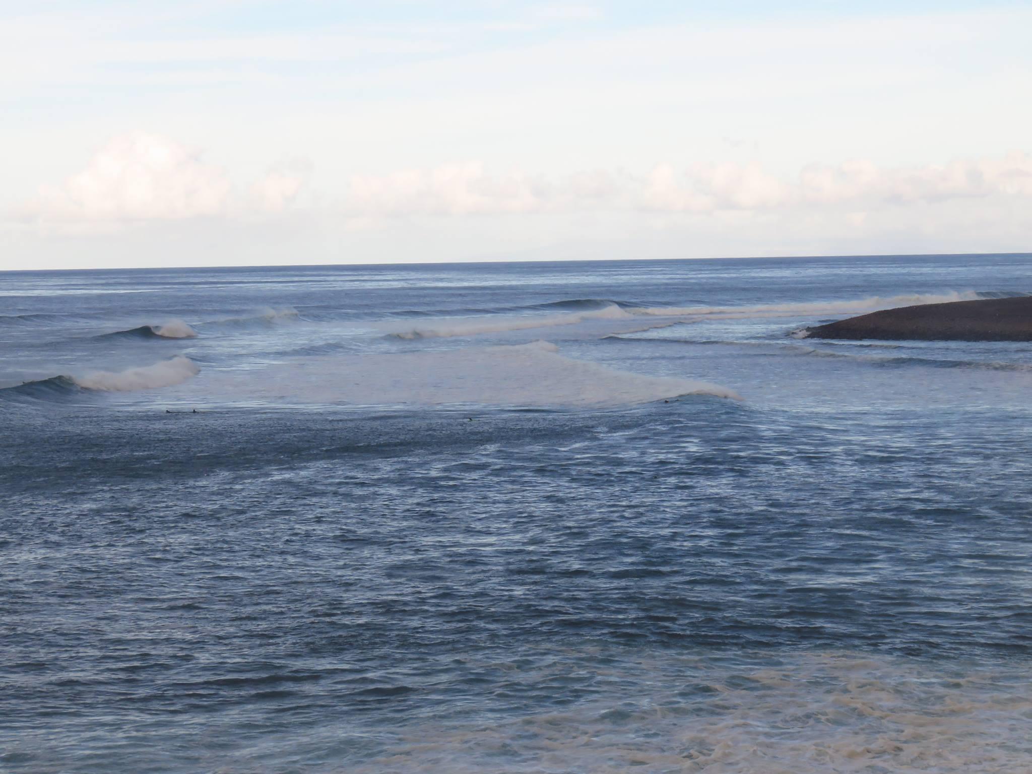 Fajã S. Cristo (São Jorge Island)