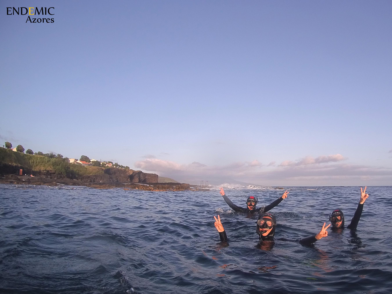 Snorkelling tour: