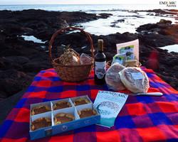 ¡Nuestro picnic!