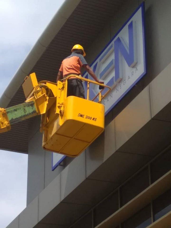 KPC Property Care Cucian Luar Bangunan