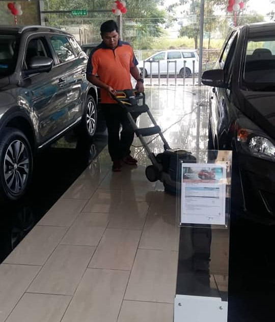 KPC cleaning service 1