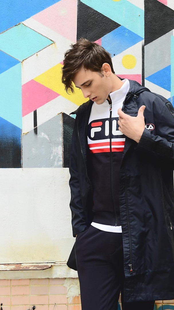 FASHION SHOOTS - FILA