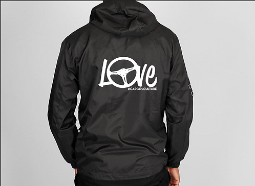 l0ve windbreaker
