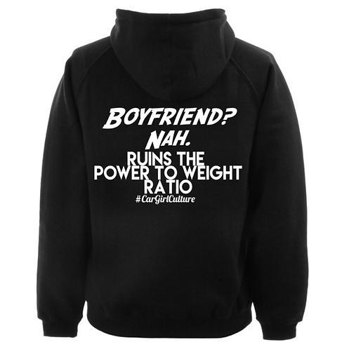 Boyfriend? Nah hoodie