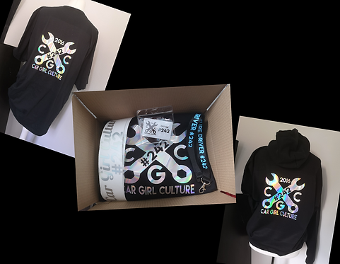 Platinum refresher pack - Hoodie, Tshirt,  lanyard, stickers