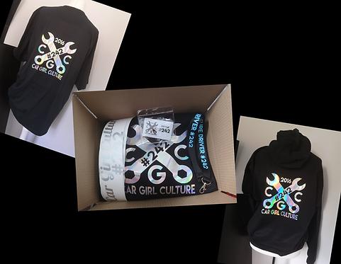 Platinum membership - Hoodie, Tshirt, ID card, lanyard, stickers