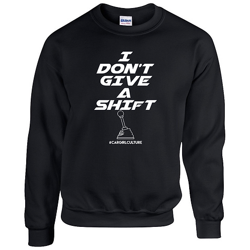 I don't give a shift jumper