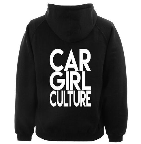 Block logo hoodie