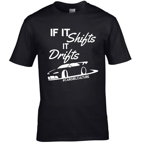 If it shifts tshirt