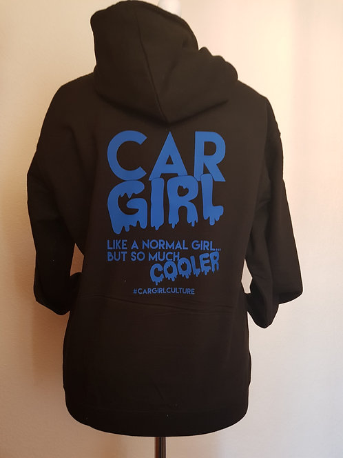 Car Girls are cooler hoodie