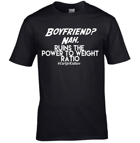 Boyfriend? nah Tshirt