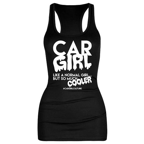 Car girls are cooler vest