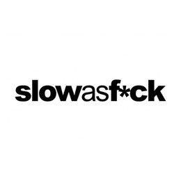 Slowasf*ck sticker