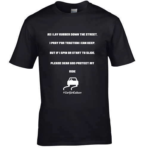 Protect my ride Tshirt