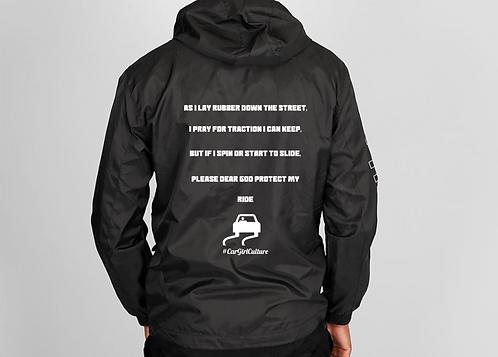 Protect my ride windbreaker