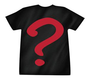 Mystery tshirt