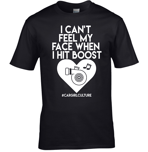I cant feel my face Tshirt