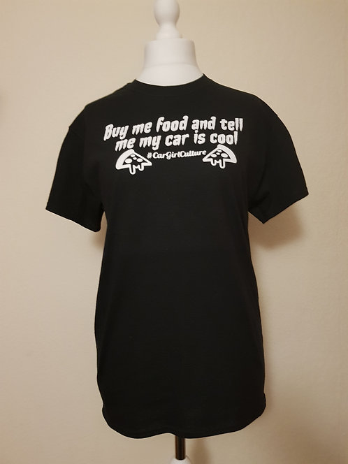 Buy me food Tshirt
