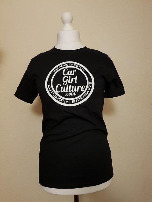 Circle logo Tshirt