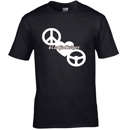 Peace love drive Tshirt