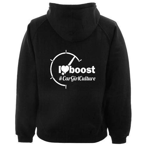 I heart boost kids hoodie