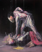 'The figuration of tragedy_III'
