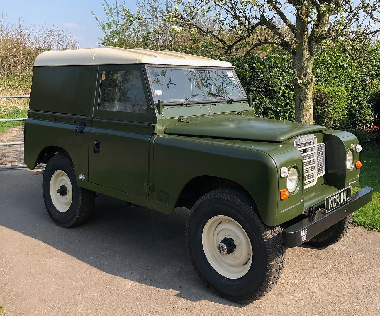 1972 Series 3 Diesel