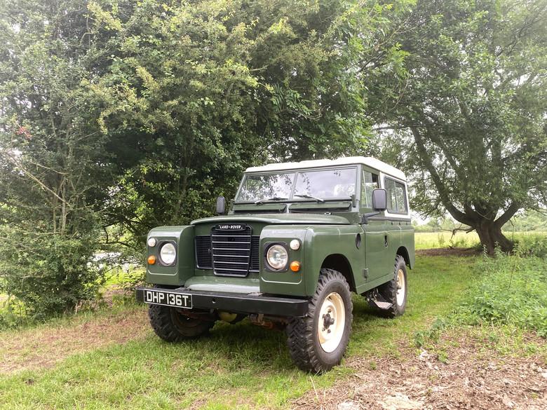 1978 Series 3 Diesel