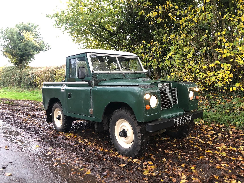 1969 Series 2A Diesel